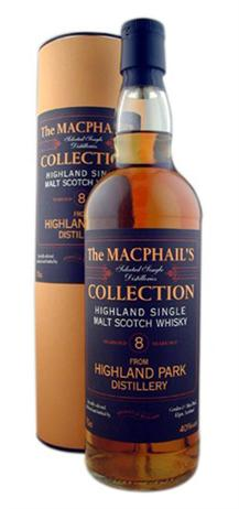 Highland Park Scotch 8 Year